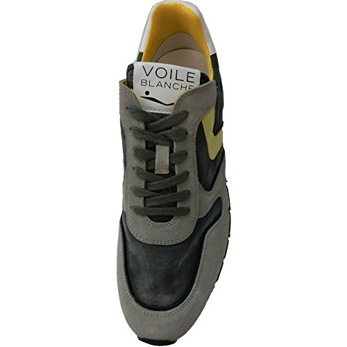 Voile Blanche Sneaker Hombre Liam Race Velour DeDe Colores Gris Gris