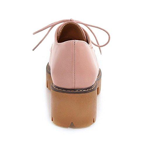 Donna Pink Zanpa Brogue Scarpe Casuale qHwwOxP