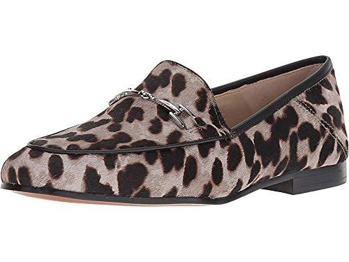 - Sam Edelman Women's Loraine Loafer, Grey/Multi Leopard, 8 M US
