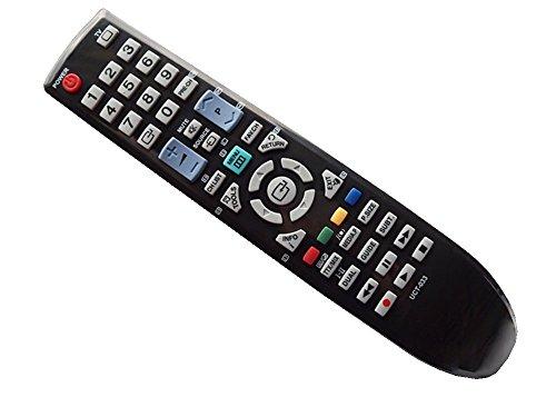 UNIVERSAL FERNBEDIENUNG FÜR SAMSUNG LCD / LED TV - direkter Ersatz