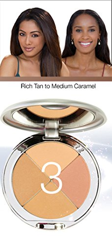 (Christina Cosmetics Perfect Pigment 3 Compact: One Minute Miracle Makeup)