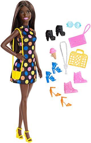 (Barbie Doll and Accessories,)