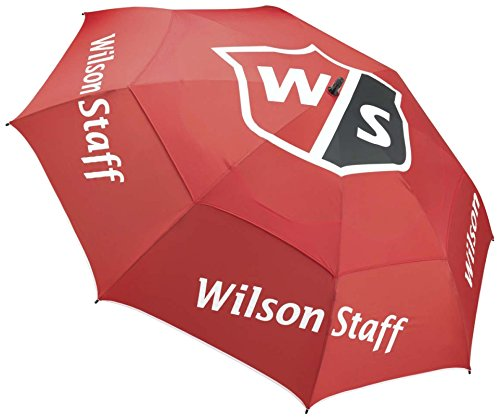 Wilson Staff Pro Tour Umbrella, Red (68