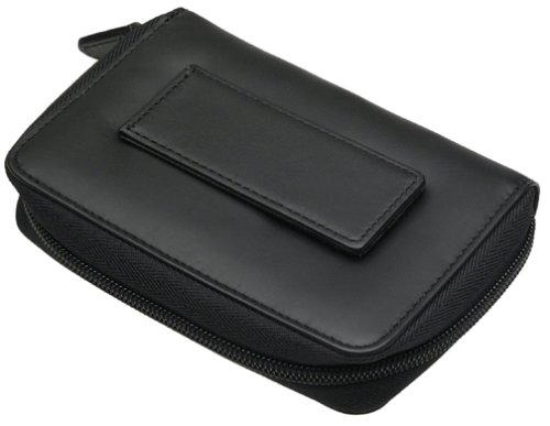 Sumdex Universal Size Leather PDA Case with ID Wallet