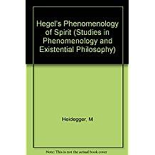 OF SPIRIT PHENOMENOLOGY HEGEL