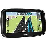 """TomTom 1FD6.002.01 - GPS de 6"""" para coche (mapas de Europa)"""