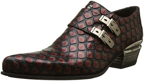 New Chaussures Rock Homme Bateau Rouge Red rarwAq