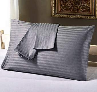 Toddler Travel 12X16 White Solid Travel Pillowcase 12X16 500 Thread Count Egyptian Cotton Set of 2 Toddler Pillowcase With Zipper Closer White Solid With 100/% Egyptian Cotton