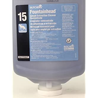 Butchers Outpost Fountainhead # 15 Carpet Extraction Cleaner (184 Gallons)