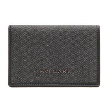 (ブルガリ)BVLGARI 32588 BLACK 名刺入れ [並行輸入品] B007TWKBA6