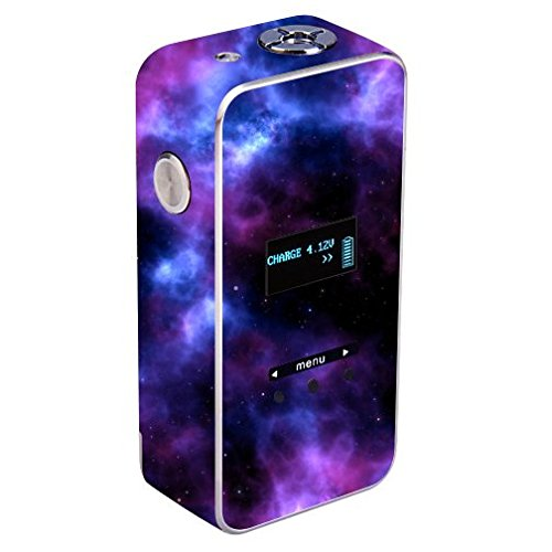 Decal Sticker Skin WRAP - SMY 50W TC - Galaxy Nebula Universe Space