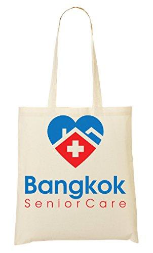 Bangkok Senior Care Bolso De Mano Bolsa De La Compra