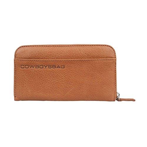 braun Tobacco Purse Portefeuille The Cowboysbag Brun wX6BXf