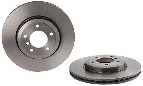 Brembo 09.8952.11 UV Coated Front Disc Brake Rotor -