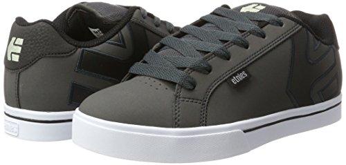 Fonc Pour Hommes Gris Fader Etader De Blanc 5 Skate Chaussures gris 1 Noir 84qY0vxw
