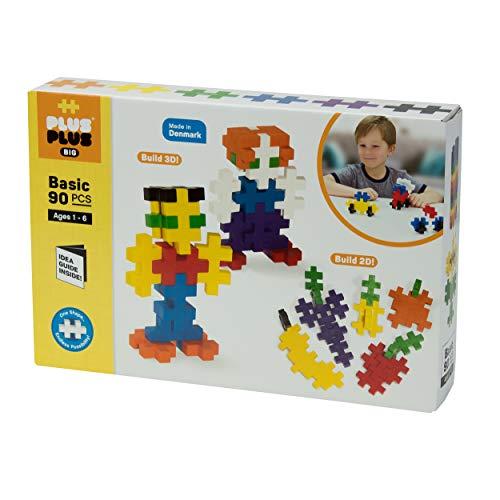 Plus-Plus BIG - Open Play Set - 90 pc Basic -
