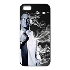 Protection Cover iPhone 5, 5S Cell Phone Case Black Bqwtq Eminem Personalized Durable Cases