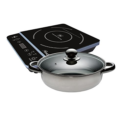 Pot For Induction Cooker ~ Rosewill rhai  w induction cooker cooktop with
