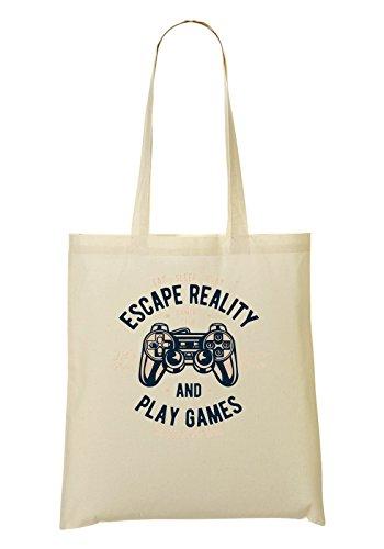 Shopping Alla Bag Giochi Sfuggire Borsa Realtà E 4RqnOIx