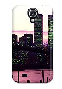 New Shockproof Protection Case Cover For Galaxy S4/ City Case Cover