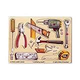 : Tools Peg Puzzle