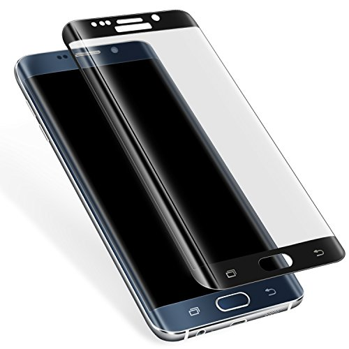 Tempered Glass Screen Protector For Samsung Galaxy S6 (Clear) - 5