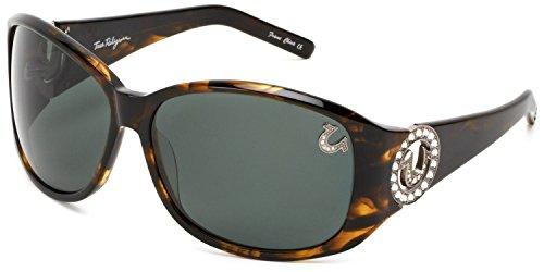 True Religion Georgi Rectangular Sunglasses - True Sunglasses Religion