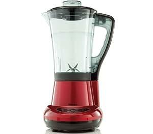 Simeo PC282 - Batidora de vaso, color rojo