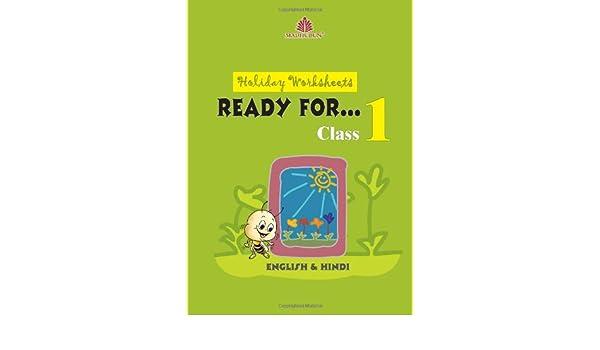 Free Worksheets education com free worksheets : Holiday Worksheets for Class - 1 [ English & Hindi ]: Madhubun ...