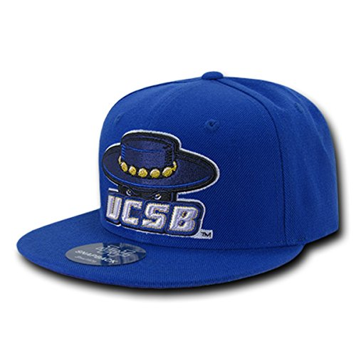 W REPUBLIC APPAREL Freshman Fitted, UCSB, Blue, 7 - Freshman Fitted Cap