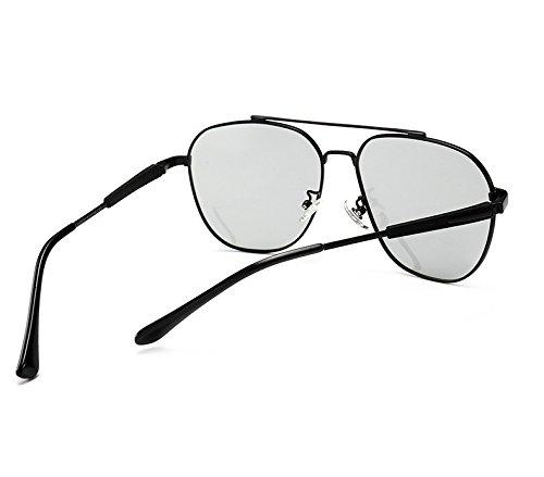 de baianf soleil Outdor Anti équitation soleil Pêche soleil HD intelligente des de Anti pour femmes lunettes changeant polarisées Chameleon Gun Lunettes à hommes de UV Sunglasse Lunettes UVA couleurs avec SPSwxT4r