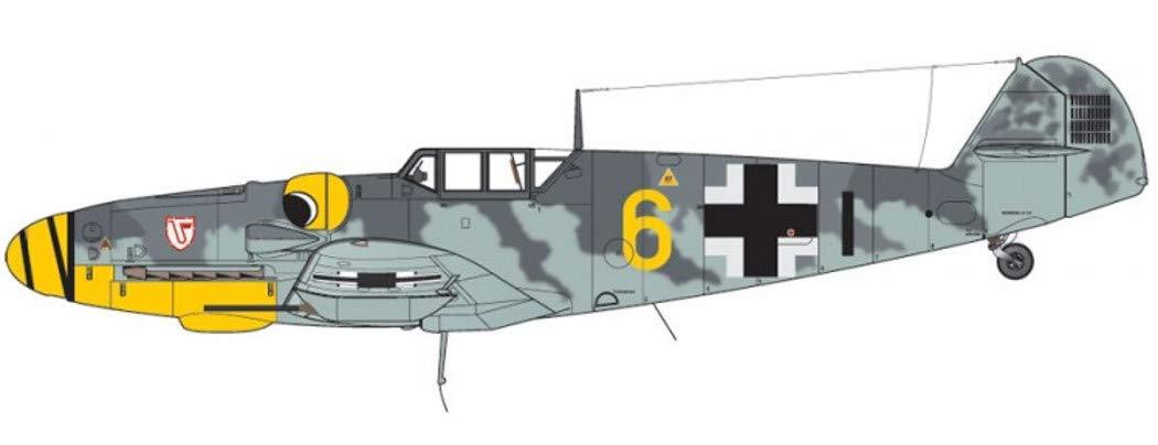 Airfix 1:72 Messerschmitt Bf109G-6 Kit