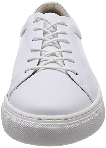 discount codes shopping online Jack & Jones Men's Jfwsputnik Leather White Trainers White (White White) extremely sale online cheap sale 100% original visit new cheap price aG34mRt