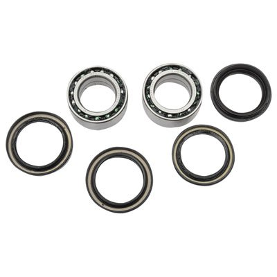 Pivot Works Rear Wheel Bearing Kit for Honda RINCON 650 4x4 2003-2005
