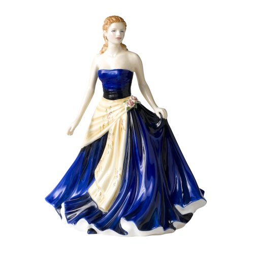 (Royal Doulton Olivia Pretty Lady, 2008 Figurine of The Year)