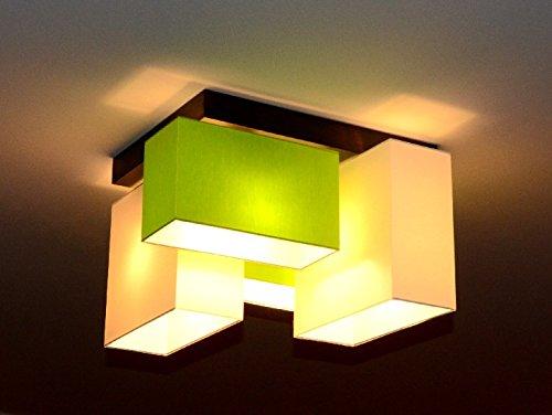 Plafoniere Da Soffitto Verde : Lampada da soffitto plafoniera milano b mix a luci diverse