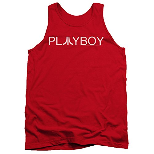 Atari Playboy Unisex Adult Tank Top for Men and Women