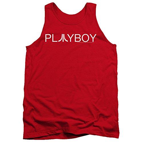 (Atari Playboy Unisex Adult Tank Top for Men and Women )