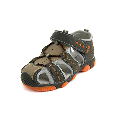 Baby Boys Sandals Shoes Casual Hollow Air Sport Children Soft Boys -