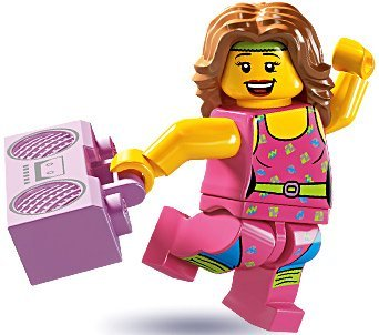 LEGO Series 5 Mini Figure Boxer (Lego Boxing)