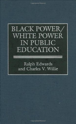 Black Power/White Power in Public Education (Ethical Issues In Public Relations Case Studies)
