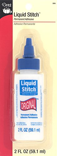 Dritz 395 Liquid Stitch Permanent Adhesive  2 Ounce