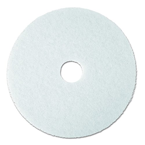 3M White Super Polish Pad 4100, 20