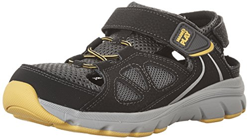Stride Rite Made 2 Play Scout Water Shoe, Grey, 7 M US Toddler