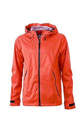 Dark Jacket Men's Adatta grey orange Ultraleggera iron Estreme Meteorologiche Softshell Giacca A Condizioni Outdoor vzqES