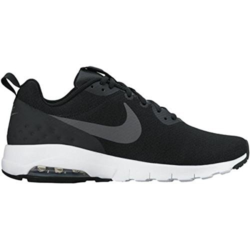 Nike Herren Air Max Motion LW Premium schwarz Rot