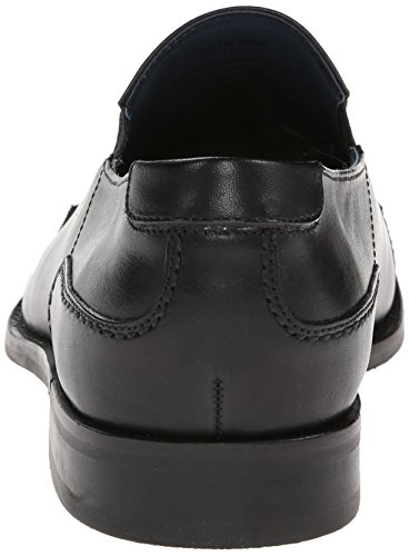 Rusa Av Gordon Rusa Mens Shaw Slip-on Loafer Svart