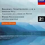 Brahms: Symphonies Nos. 1 & 2 / Serenade No. 2 / Variations on a Theme by Haydn