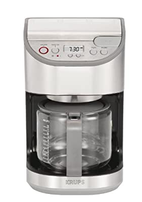 KRUPS XB501050 Coffee Carafe for KM611D50, 12-Cup, Grey
