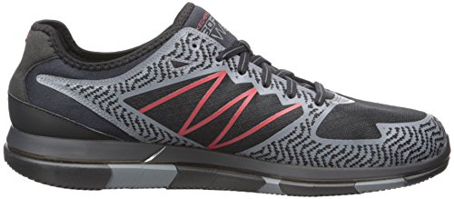 Zapatillas deportivas Skechers Performance Go Flex Aviator, Negro / Rojo
